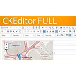 CKEditor 4.10.0 (full replace for Summernote)